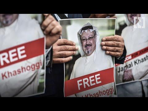 Where is Saudi journalist Jamal Khashoggi?