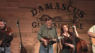 "Appalachian Trail Band at Damascus General Store- ""Trading Pocket Knives and Playing Fiddle Tunes"""