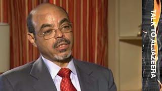 Meles Zenawi |Talk to Jazeera