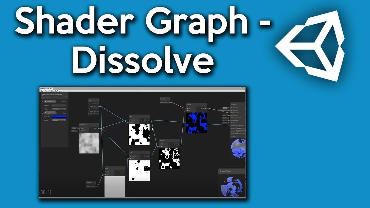Unity Shader Graph Fade
