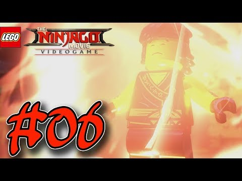 THE LEGO NINJAGO MOVIE VIDEOGAME GAMEPLAY #06 DEUTSCH 🐉 Cole´s Spinjitzu Kraft   EgoWhity