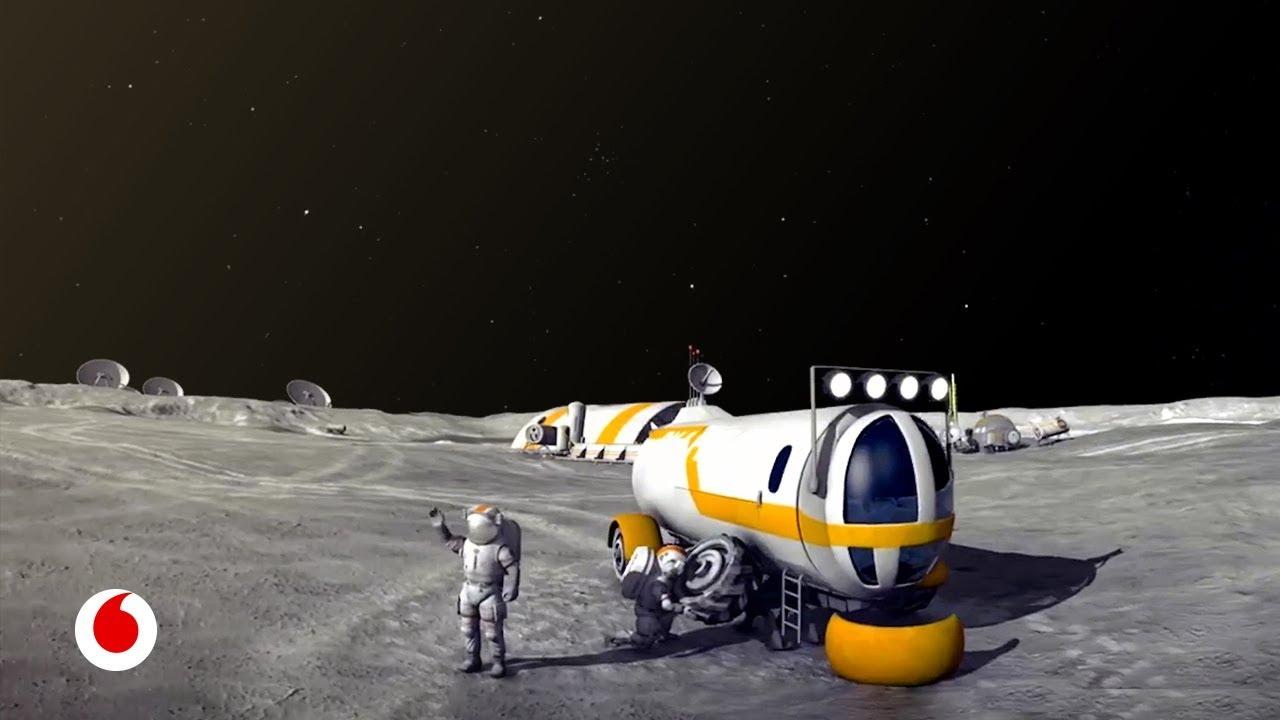 En diez años podremos pasar un fin de semana en la Luna
