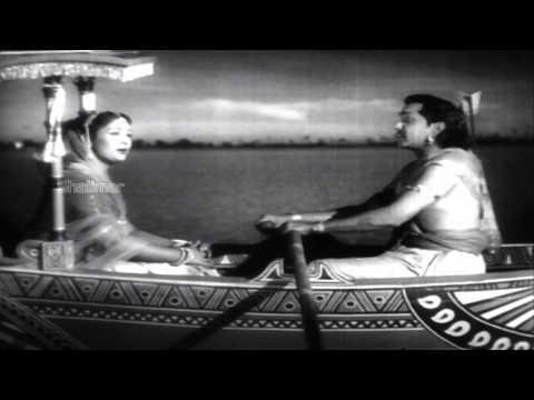 Maya Bazar 1957 Movie  Lahiri Lahiri Lo  Song  NTR,ANR,SVR,Savitri