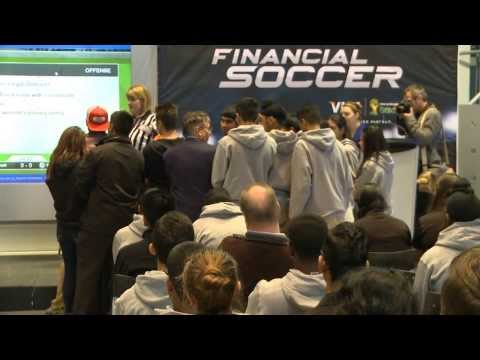 Canadian Soccer Star LeBlanc and Jr. Economic Club Join Visa to Launch Financial Soccer