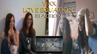 REACTION - VIXX (빅스) Love Equation 이별공식 BLEMISH [ITALY]