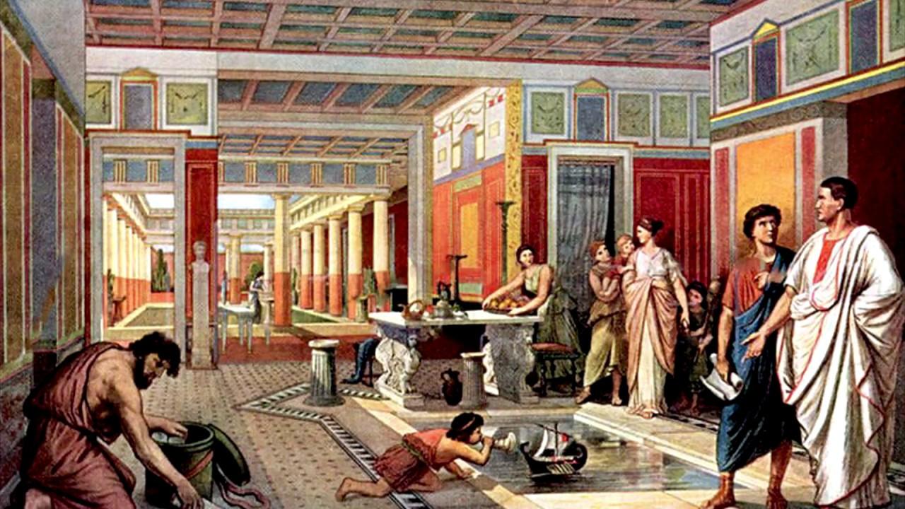 La Esclavitud En La Antigua Roma