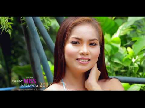 MISS MAGSAYSAY 2017 OFFICIAL VIDEO