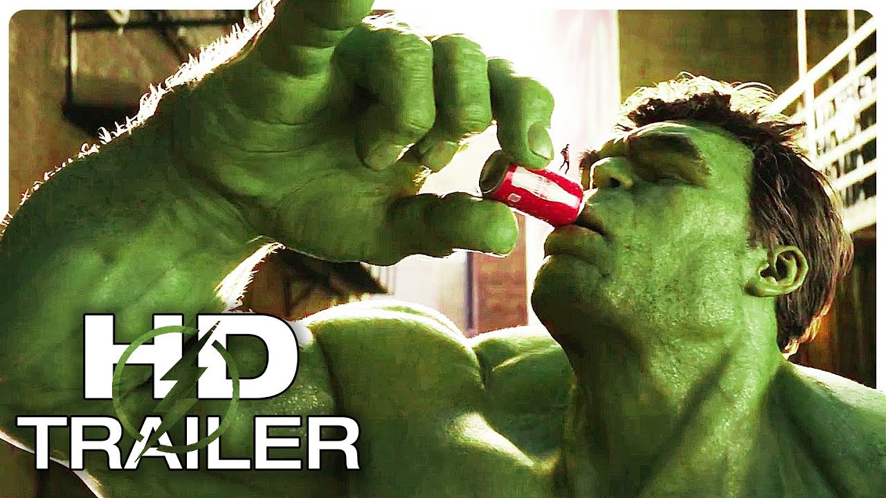 Download ANT MAN 2 Trailer Teaser + Hulk vs Ant Man - Coca Cola Ad (NEW 2018) ANT MAN AND THE WASP Movie HD