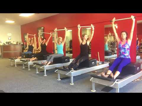 Pilates Reformer Group Short Box