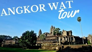 ANGKOR WAT Sunrise Worth It? Cambodia Travel