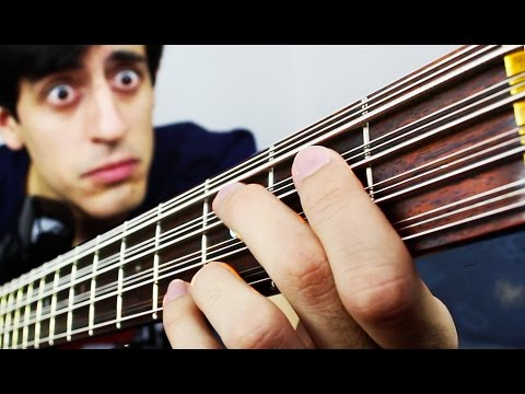 Download Youtube: 12 STRINGS BASS SOLO