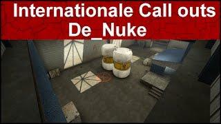 CSGO | Nuke | Alle englischen Call outs