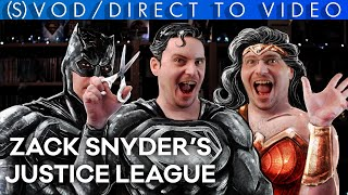 Vlog n°661 - Zack Snyder's Justice League