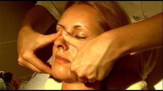 Лечебный массаж лица. Техника по Жаке.