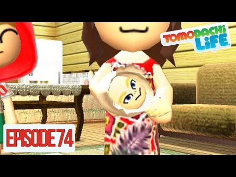 A Tomodachi Life #74: Not Another Baby!