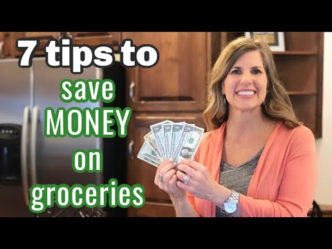 7 Ways to save cash in the Supermarket