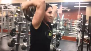 Training with Leah Santello - Bloopers