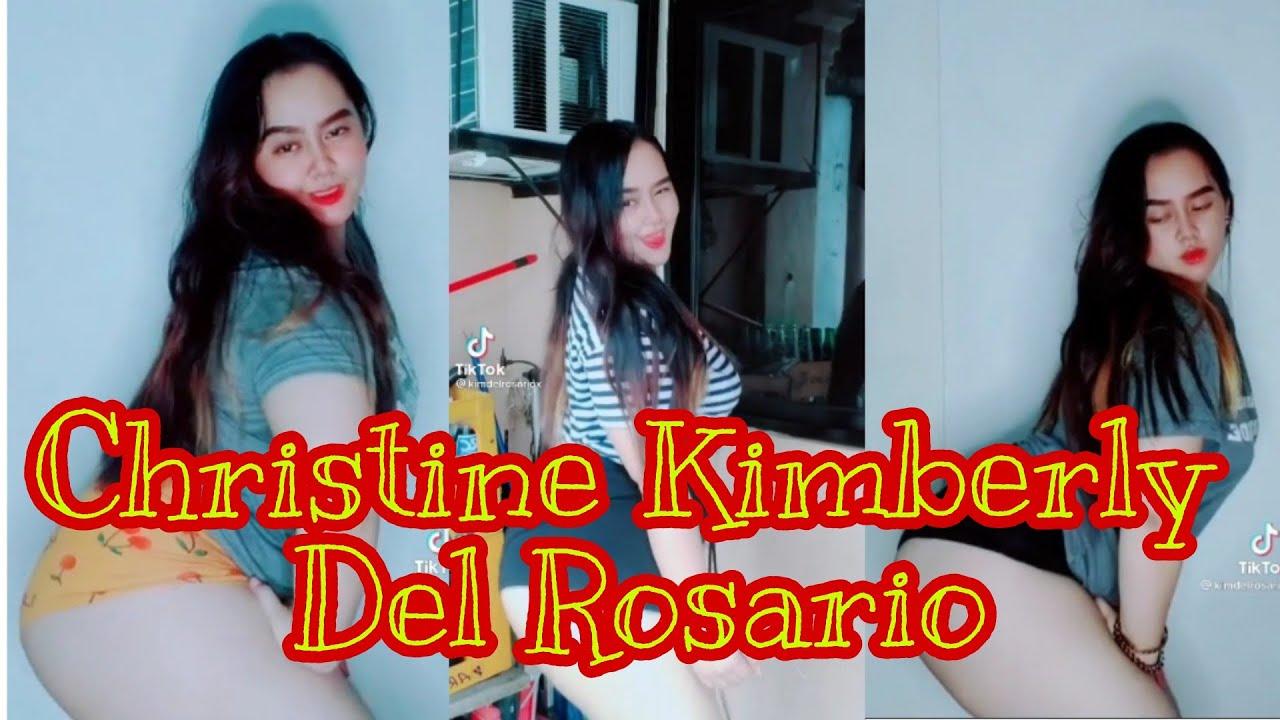 Download Christine Kimberly Del Rosario Tiktok Compilation 2021