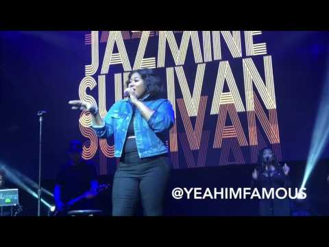 En Vogue , Jazmine Sullivan & SWV live at the Summer Spirit Festival 2017