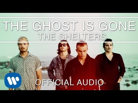 The shelters the ghost is gone