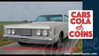 Mercury Montclair Marauder 390 V8 1965