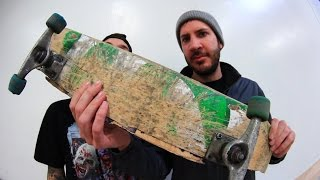 IS THIS THE WORST SKATEBOARD ON EARTH? | YOU MAKE IT WE SKATE IT EP 95