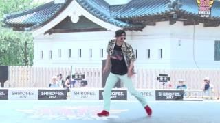 Teddy Dan(JPN) Judge Move | Deadly Duo 2017.07.02 | Red Bull BC One Camp Japan 2017