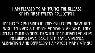 Original Dark Poetry - A Collection.