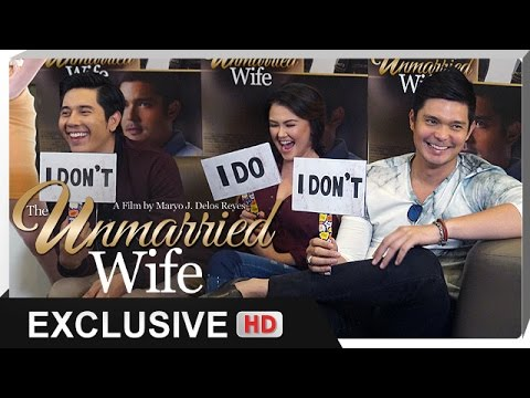 'I do, I don't' with Dingdong, Paulo and Angelica - 동영상