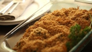 How To Make A Chicken Broccoli Casserole || Kin Parents