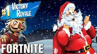Fortnite 14 Days Of Christmas Guide - EPIC Christmas Skins Crackshot Is Back!
