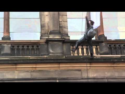 The opening of the National Museum of Scotland