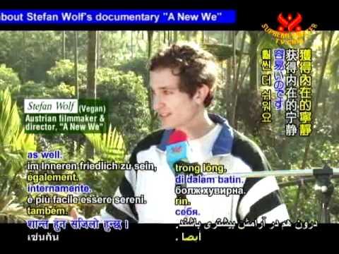 94. Austrian Filmmaker Stefan Wolf - In German