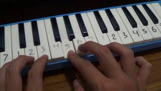 See You Again Melodica Tutorial