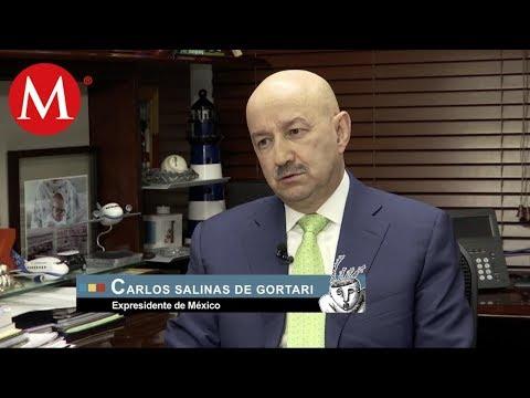 Carlos Salinas de Gortari: El Asalto a la Razón