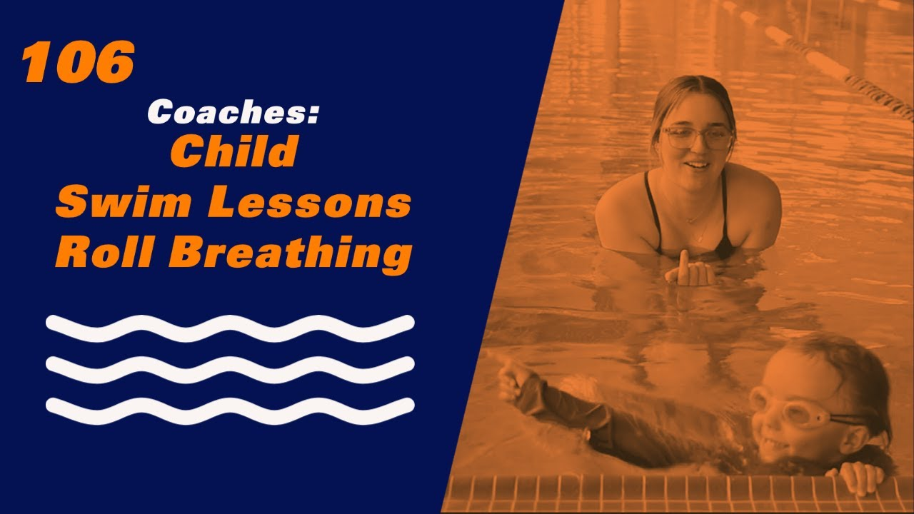 Your Weekly Swim Tip: Freestyle Breathing!