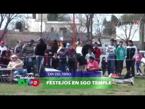 Día del Niño en Santiago Temple 2015