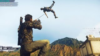 Just Cause 4: Epic Moments Brutal Kills & Funny Gameplay - Vol.1 [PC RTX 2080]