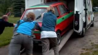 Fiat 126 Bis / Maluch mee?  Reis met DPD!
