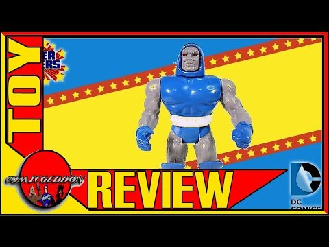 Darkseid Kenner Super Powers Collection | Power Action Raging Motion | Power Action Omega Beam Eyes