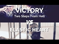 MASHUP: Elastic Heart (Sia) VS Victory (Two Steps From Hell)