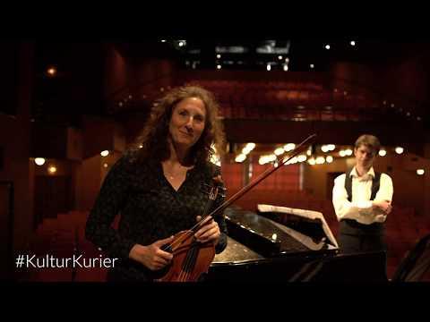 #Kulturkurier: Birgit Heydel und Roman Salyutov zum Pessach-Fest