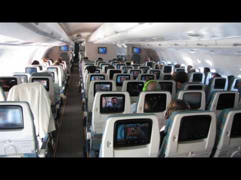 [Flight Report] OMAN AIR | Muscat ✈ Paris | Airbus A330-300 | Economy