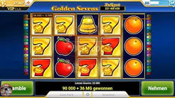 Slotpark Android Golden Seven 7 - Mega Win