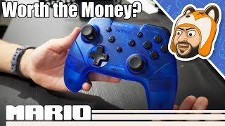 A Decent $30 Switch Controller? - Nyko Wireless Core Controller Unboxing & Review