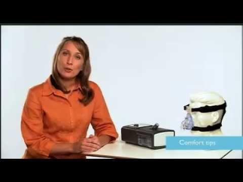 PR SystemOne REMstar CPAP Machine Comfort Tips - DirectHomeMedical.com