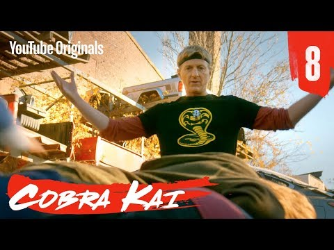 "Cobra Kai Ep 8 - ""Molting"""