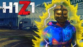 DROPPIN 20? H1Z1 PS4 OFFICIAL LAUNCH!