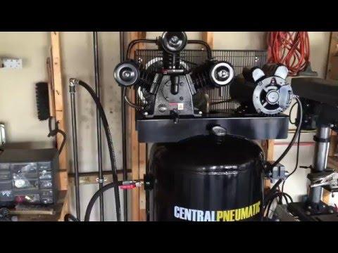 Air Compressor And Shop Air Install Doovi