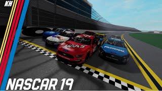 Roblox NASCAR '19 Daytona